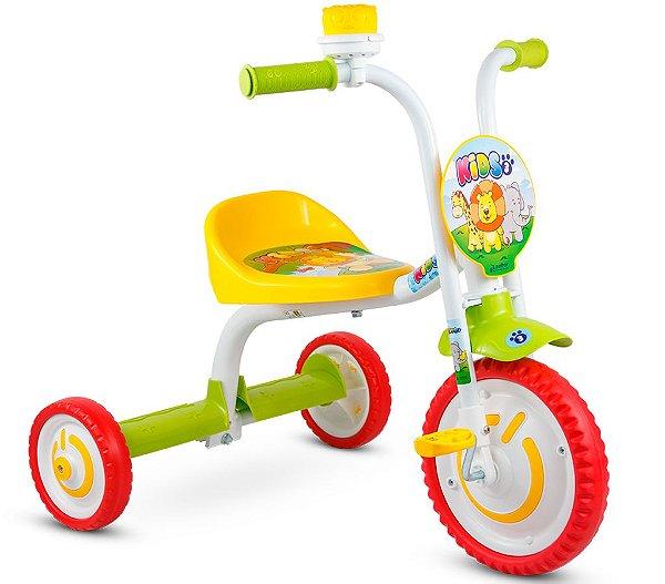 Triciclo Infantil You Kids 3 em Alumínio Nathor