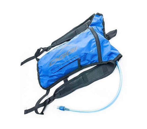 Mochila de Hidratação OGGI Hacker Race 2L Azul