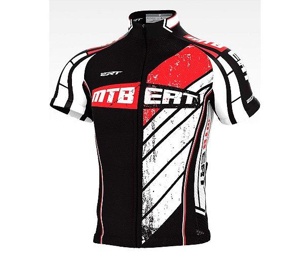 Camisa Classic Mtb ERT Vermelha