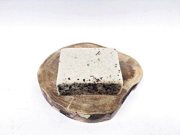 Sabonete em barra 90g (Hortelã, Sal Marinho, Laranja e Bergamota)