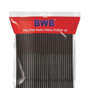 Tubo Pet N° 28 Preto Palito (BWB)