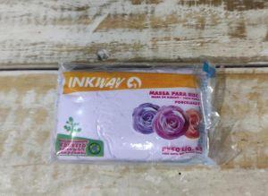Pasta de biscuit InkWay Lilás 85 gr