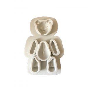 Molde de silicone Urso Grande