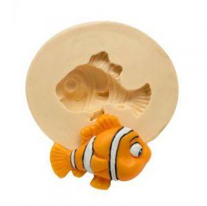 Molde do Peixe Nemo