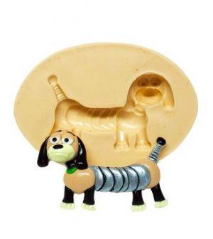 Molde do Toy Story - Slinky