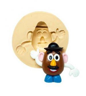 Molde do Toy Story - Senhor Batata