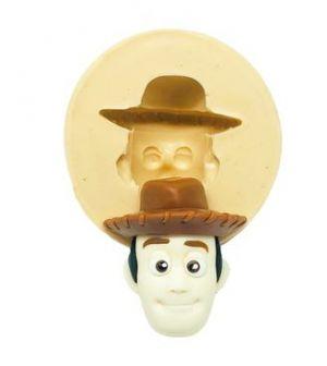 Molde do Toy Story - Rosto do Woody