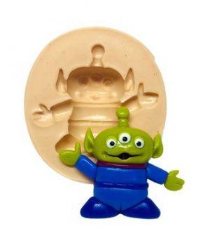 Molde do Toy Story - Alien