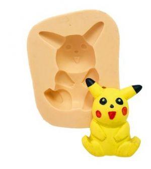 Molde do Pikachu - Pokemon