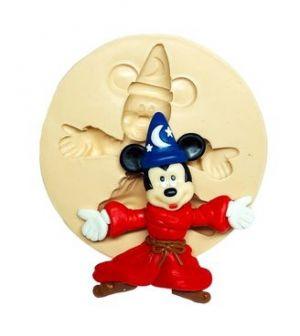 Molde do Mickey Fantasiado