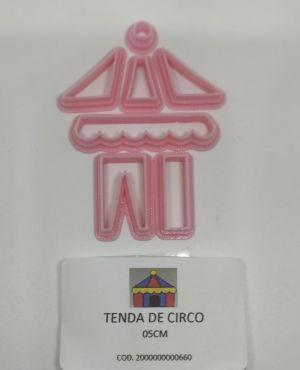 Cortador Tenda de Circo 4 cm