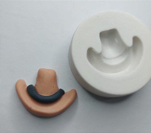 Molde de silicone Chapéu Fazenda