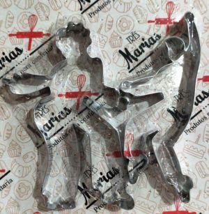 Cortador  Plástico  Dançarinos anos 60 (cópia)