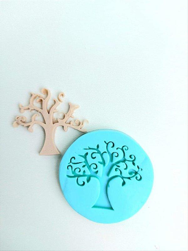 molde de silicone de Árvore (Modelo 2) safari
