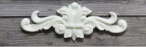 molde de silicone de Arabesco Rodapé (Modelo 11)