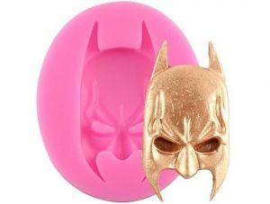 Molde de silicone Rosto do Batman heróis