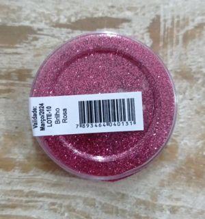 Gliter Rosa / Pink 10 g Morello