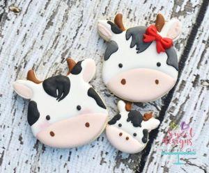 Cortador Vaca / Fazendinha Inox