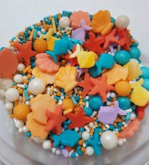 Confeitos/ Sprinkles de Oceano 2