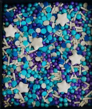 Confeitos/ Sprinkles Coloridos Ocean