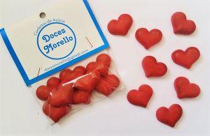 Confeitos/ Sprinkles Coloridos de Coração