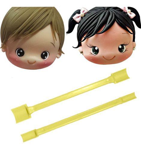 Kit estecas marcadoras de boca   Blue Star