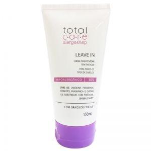 Leave In Hipoalergênico Total Care 150 ml