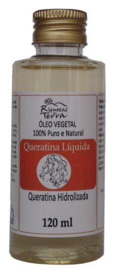 Queratina Hidrolisada 120ml