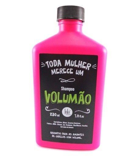 Volumão Shampoo Lola 250ml