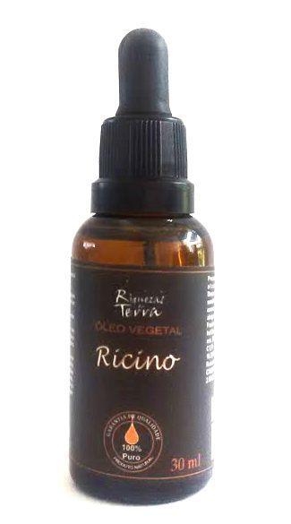 Óleo de Rícino 30 ml