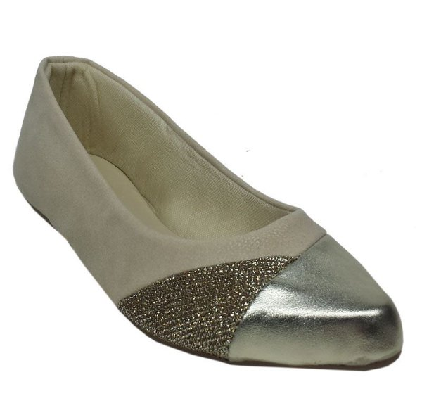 abff007bd9 SAPATILHA AREIA BICO FINO - Cabana Shoes Atacado