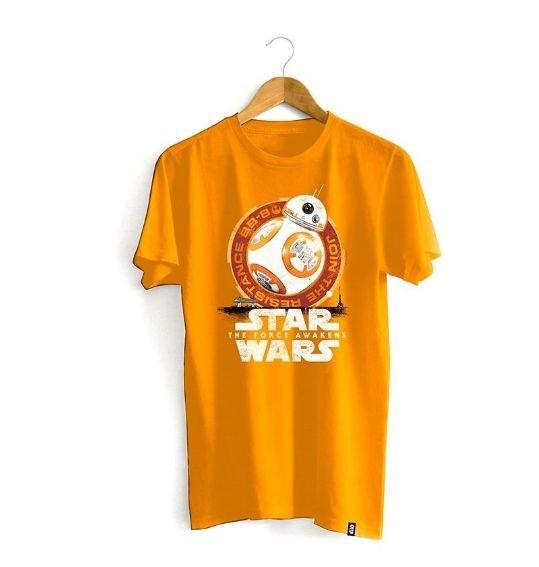 Camiseta Star Wars BB8 Desert