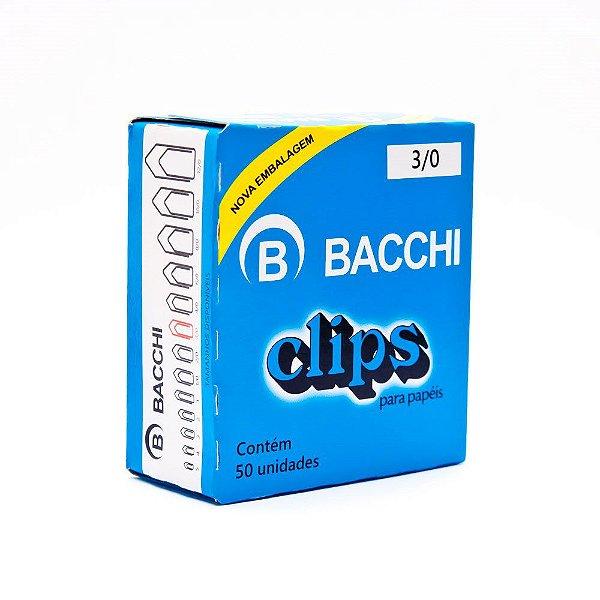 Clips 3/0 c/50 - Bacchi