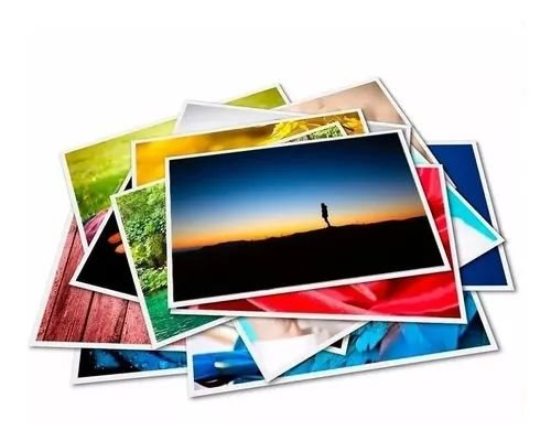 Papel Fotográfico Glossy A4 180g c/20 folhas