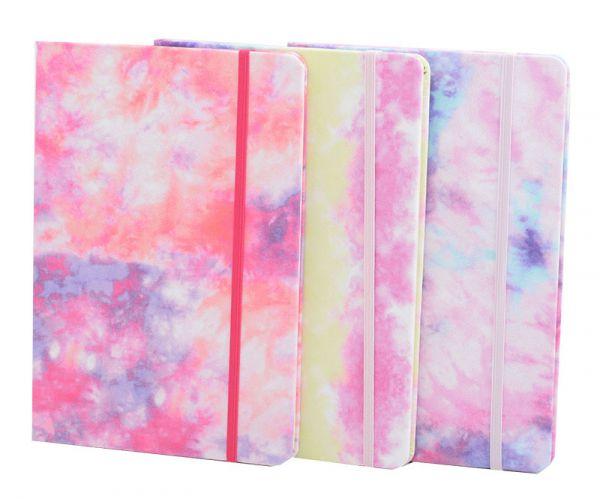 Caderno de Anotações Capa Dura Arco-íris