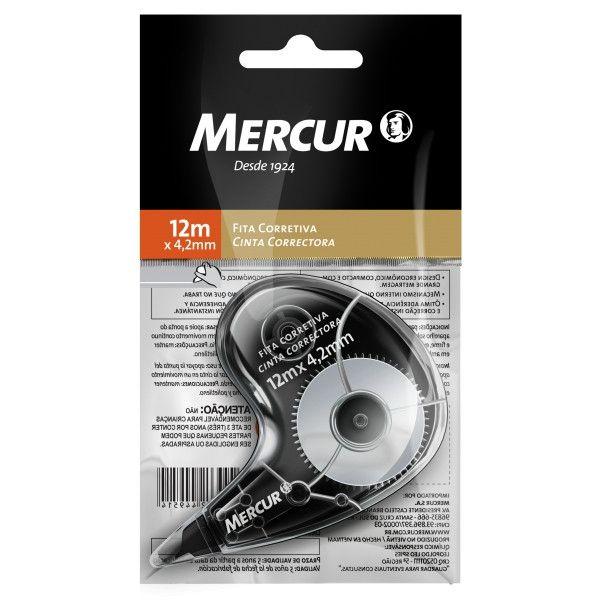 Fita Corretiva 4mmx12m - Mercur