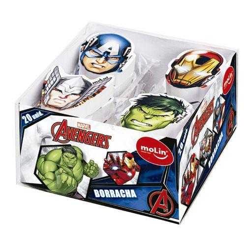 Borracha Avengers - Molin