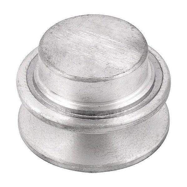 Polia de alumínio industrial canal A1-50 mm mademil