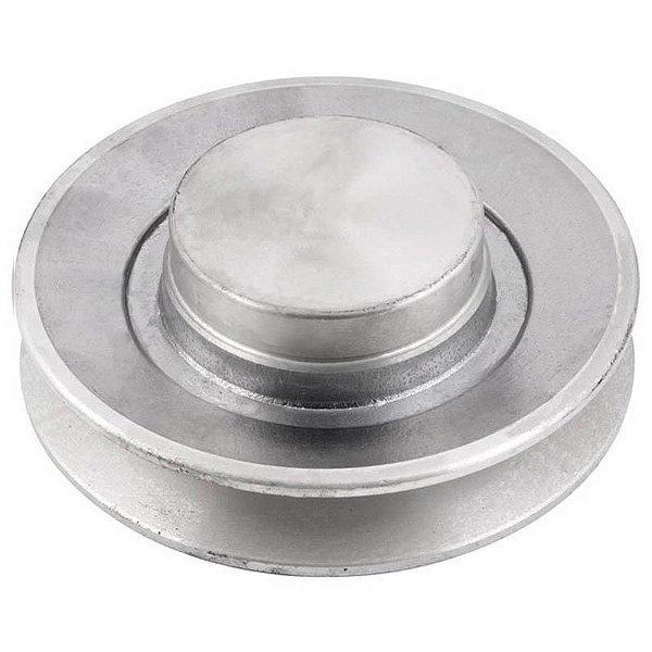 Polia de alumínio industrial canal B1-120 mm mademil