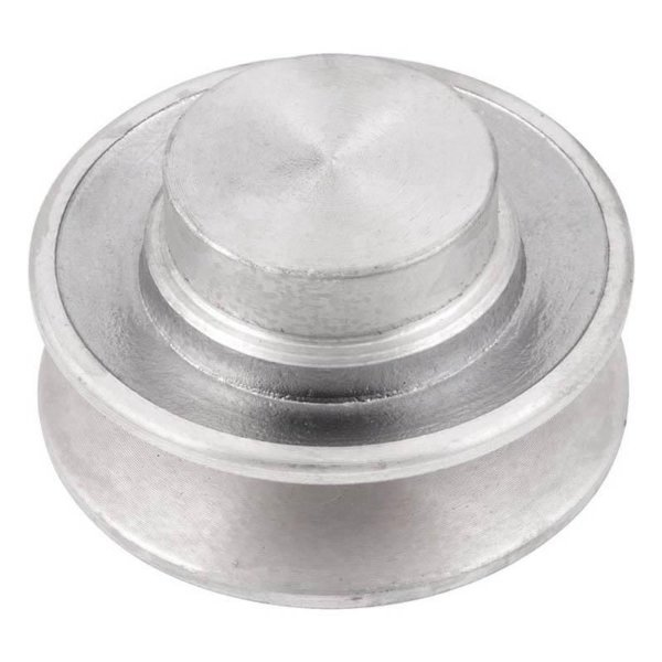 Polia de alumínio industrial canal B1-70 mm mademil
