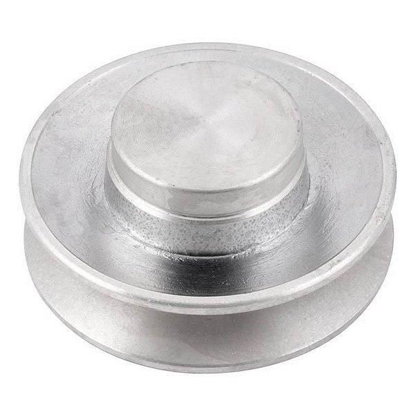 Polia de alumínio industrial canal B1-90 mm mademil