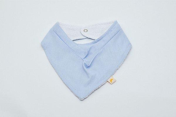 Bandana - Mescla azul
