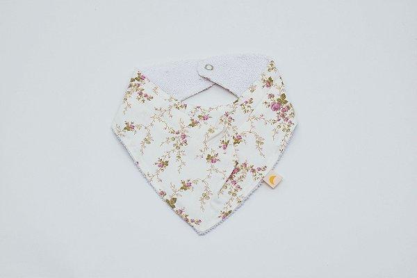 Bandana - Floral linho