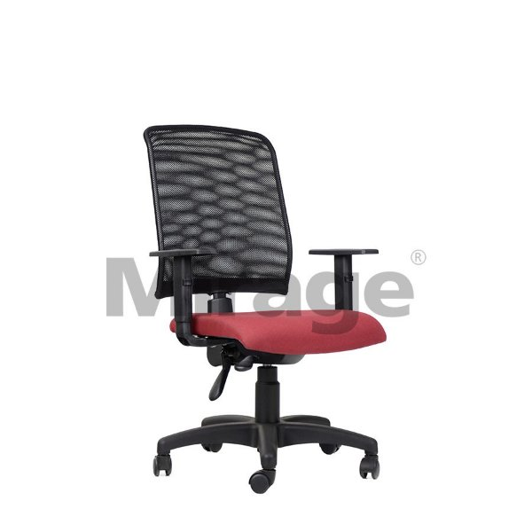 Cadeira Escritório Giratória Sit Diretor Back System