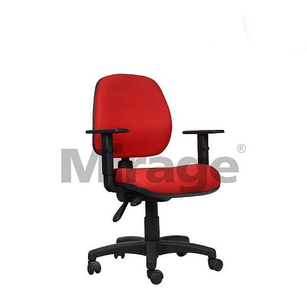 Cadeira Escritório Giratória Tech Pro Secretária Executiva Preta