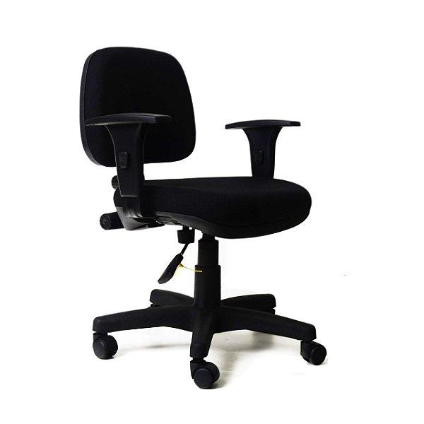 Cadeira Escritório Giratória GLB2 Diretor Preta