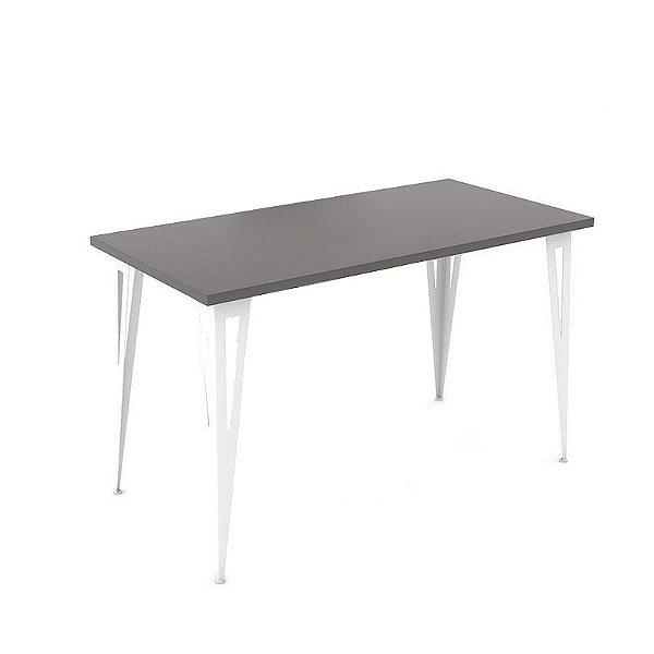 Mesa Mirage Prisma para Home Office Profundidade 60cm
