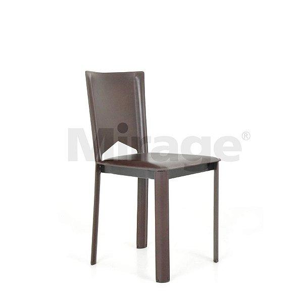 Cadeira Escritório Fixa Classic Diretor Recouro Vazada
