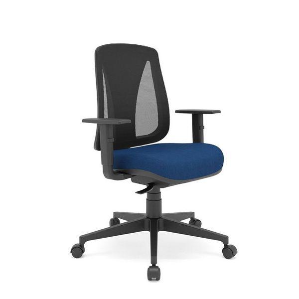 Cadeira Escritório Giratória One Presidente Preta