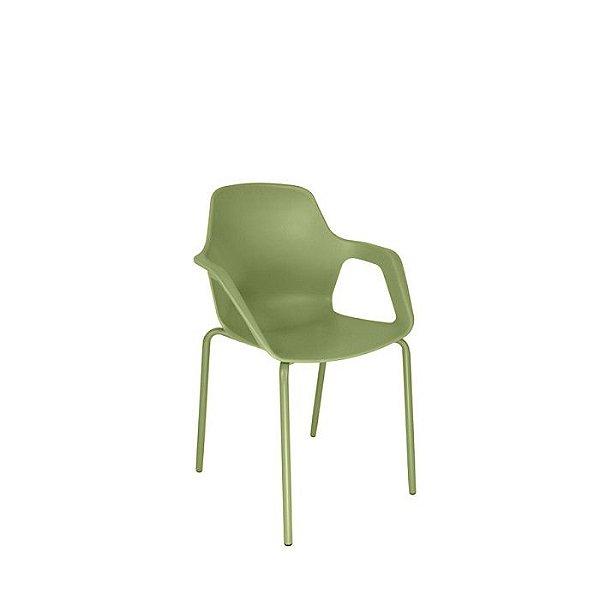 Cadeira Decorativa Neo Fixa Colorida